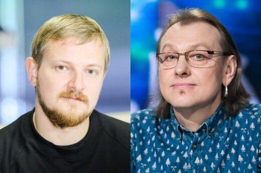 Paulius Ambrazevičius, Povilas Meškėla