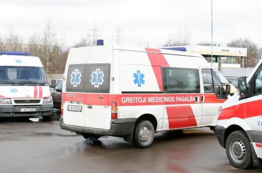 В районах – тревога из-за скорой помощи