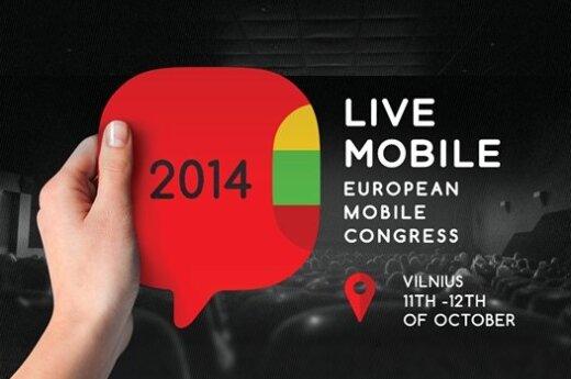 Третий конгресс Live Mobile! пройдет в Вильнюсе