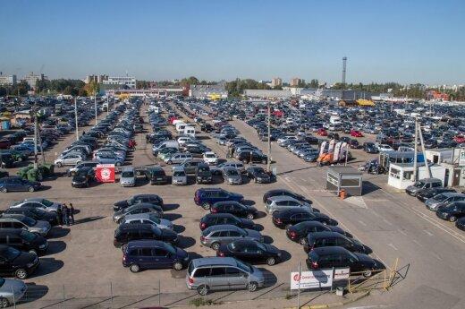 Рынок новых легковых автомобилей в Литве вырос на 17%