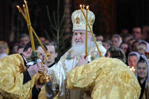 Россияне встречают праздник Рождества Христова