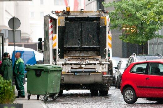 Szpiegowskie śmieciarki zamiast policjantów?