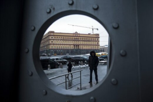 Human rights organization visits Lithuanian spying suspect in Moscow prison
