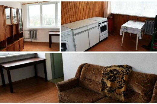 Photos from apartment ad