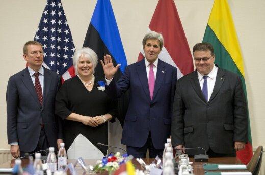 Baltic-American league launches campaign for permanent NATO garrison in Baltics