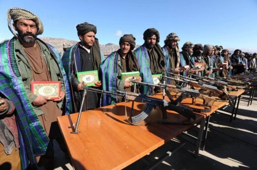 Afganistan- miejsce w którym łączą się rosyjskie i amerykańskie interesy?