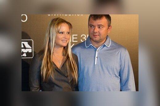 Дана Борисова обручилась с сыном влиятельного дипломата
