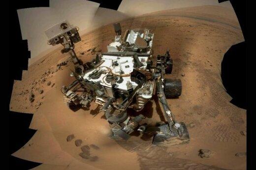 USA: Curiosity rozczarował naukowców