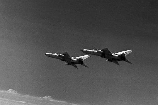 """Американцы испытывали советские истребители в """"Зоне 51"""""""