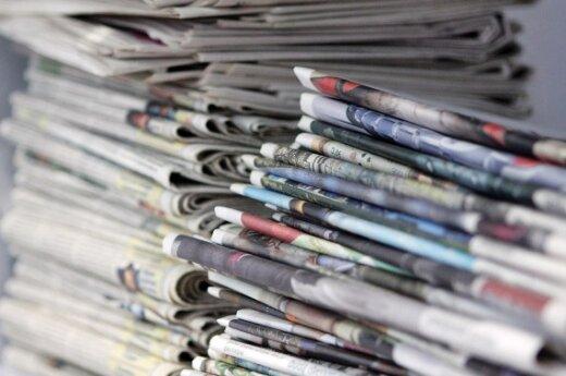 Исследование: пресса Литвы непрозрачна