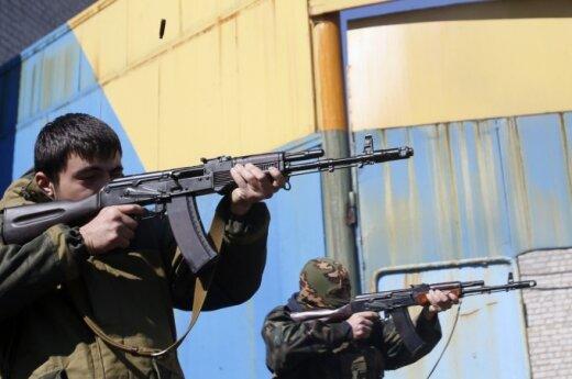 НАТО предлагает ополченцам Донбасса сложить оружие в обмен на мир