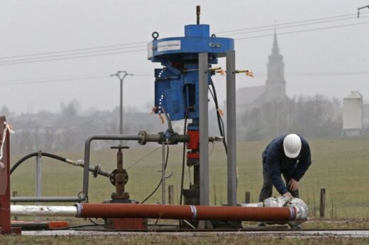 Lithuanian government decides on 1 percent tax on shale gas production