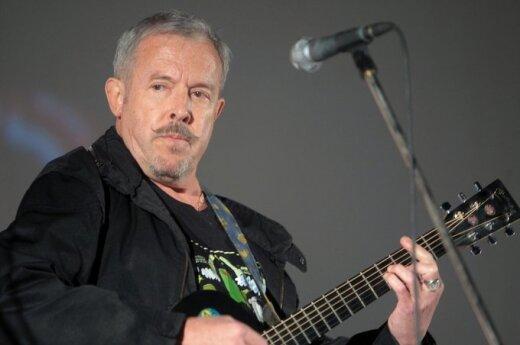 Андрей Макаревич посетил Славянск и выступил с концертом в Святогорске