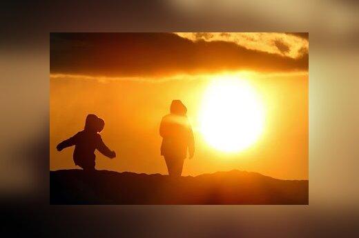 """На Солнце обнаружены """"бесшумные"""" вспышки"""