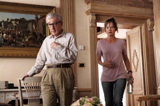 Woody Allen stawia czoła dojrzewaniu