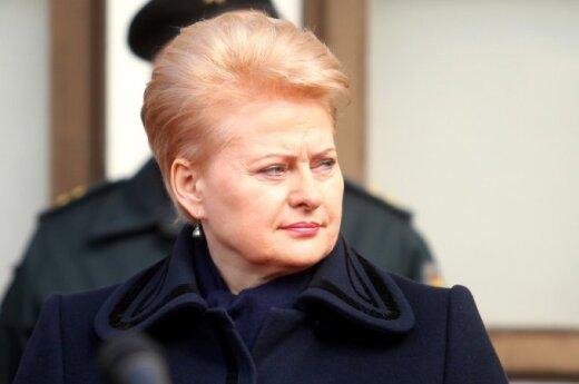Грибаускайте: что доказывает освобождение Романова