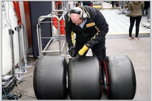 """Pirelli"" padangos"