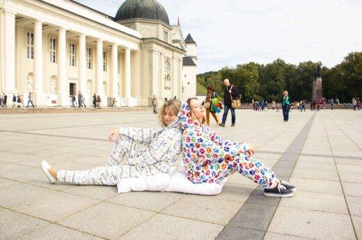 Kajamaz  Footed Adult Pyjamas launch