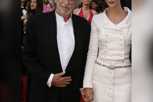 Pierre Richard ir Anna Mouglalis