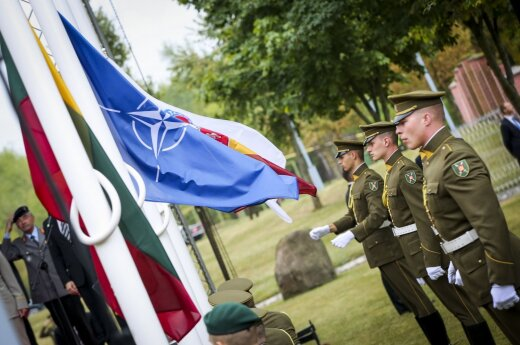 NATO experts welcome Lithuania's defence reforms