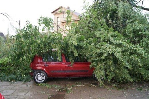 Kaunas po audros