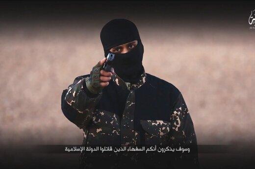 """Europai atakuoti – šimtai """"Islamo valstybės"""" smogikų"""