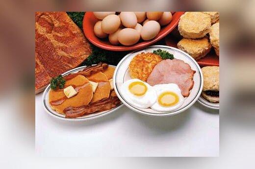 maisto produktai, pusryčiai, sveikas maistas