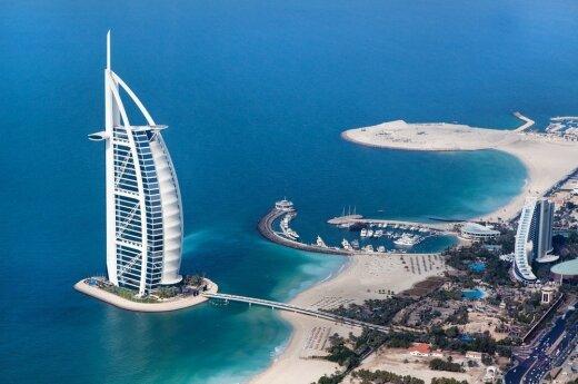 Jokiu būdu nedarykite to Dubajuje