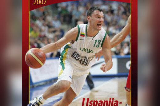 "Žurnalo ""Eurobasket 2007"" viršelis"