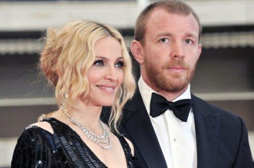 Мадонна и Гай Ричи снова вместе?