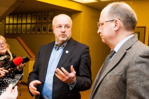 В Cейме - необъявленная встреча руководителей соцдемов и консерваторов