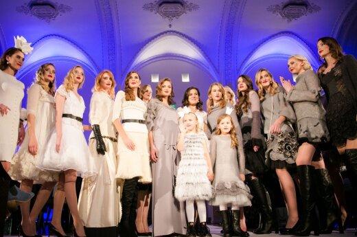 I. Dovydėnaitė pristatė tarpukario moterų elegancijos įkvėptą kolekciją