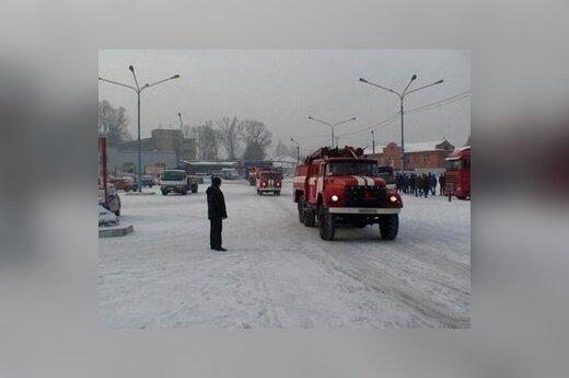 При взрыве жилого дома в Новокузнецке погибли двое