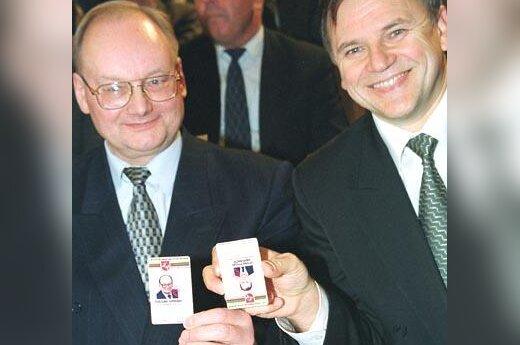 Č.Juršėnas, V.Andriukaitis