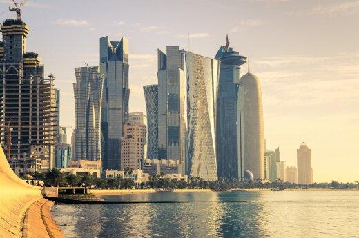 The Washington Post: Kataro krizę sukėlė paskelbta melaginga informacija