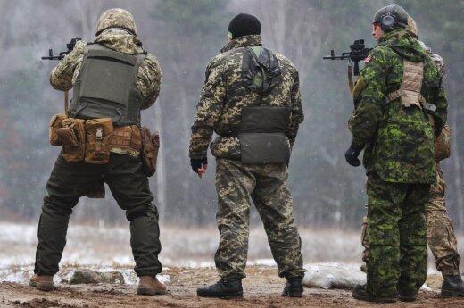 Training in Ukraine