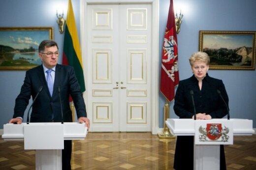 """Президент Литвы: письменное предложение """"Газпрома"""" неприемлемо"""