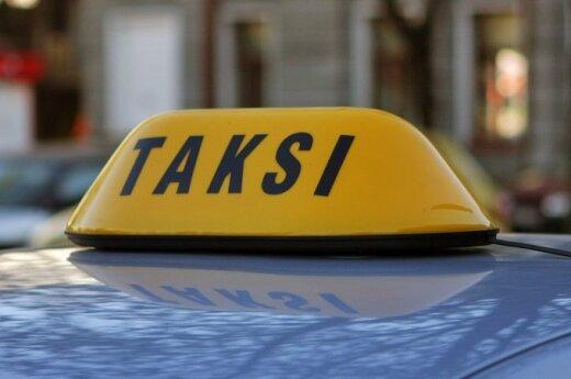 В Клайпеде задержан пьяный таксист