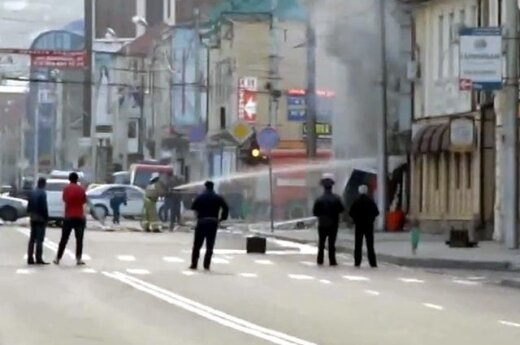 В центре Махачкалы прогремели взрывы: есть жертвы