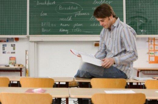 Motyvaciniam testui užsiregistravo 2192 pedagogais norintys tapti jaunuoliai