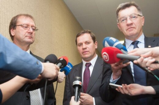 Podstawowe założenia programowe rządu Algirdasa Butkevičiusa