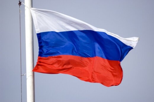 Crew of Lithuanian ship detained by Russia safe, Foreign Ministry says