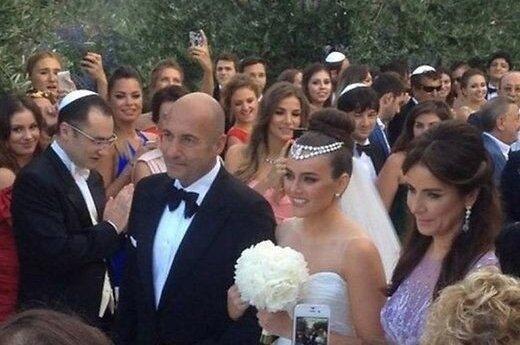Когда была свадьба у дочери путина