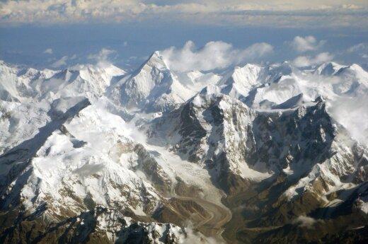 Tian Shan Mountains in Kyrgyzstan. Photo Wikimedia