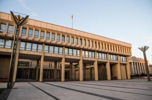 Lithuanian parliament to consider privatisation of arms factory