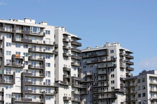 В Вильнюсе стало трудно приобрести жилье