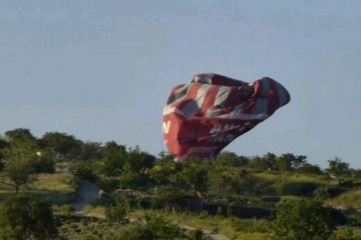 В столкновении воздушных шаров в Турции погибли двое