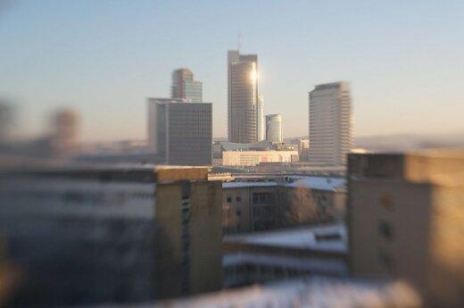 Ką euras padarė su butų nuomos kaina