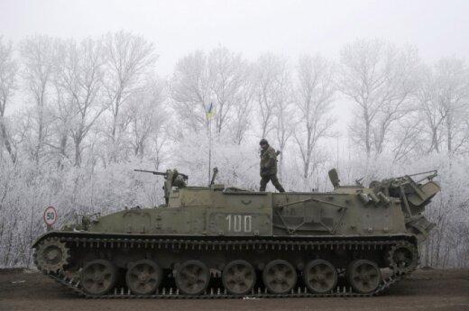 C начала перемирия на Украине погибли пять военных