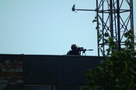 Lightning Bolt 2015 wargames end with military operation in Švenčionėliai